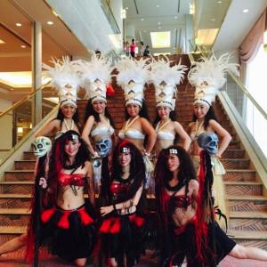 Te Marama Tahiti 金山のタヒチアンダンススタジオ-神々が宿る地 ~宮崎でフラの祭典~モク・オ・ケアヴェ・インターナショナル フェスティバル2015 日本大会 in 宮崎