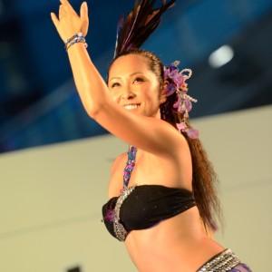 Te Marama Tahiti 金山のタヒチアンダンススタジオ-ゲストハウスセレッソ パーティー出演