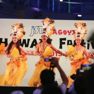 Te Marama Tahiti 金山のタヒチアンダンススタジオ-広小路夏祭り2日目