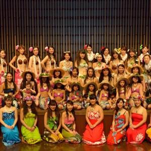 Te Marama Tahiti 金山のタヒチアンダンススタジオ-6周年クラス対抗ダンスバトル結果発表