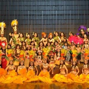 Te Marama Tahiti 金山のタヒチアンダンススタジオ-6周年記念イベント開催させていただきました