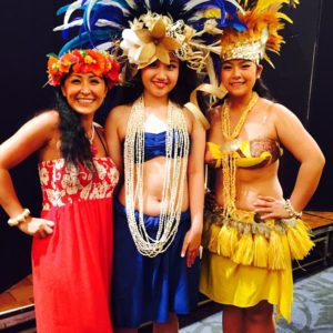Te Marama Tahiti 金山のタヒチアンダンススタジオ-ラジオ出演 MID FM76.1JSTワールドトラベルサテライト