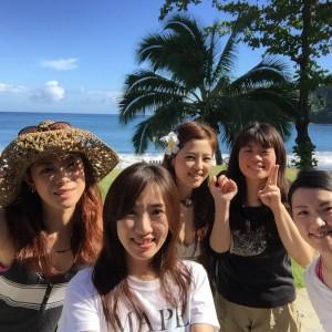 Te Marama Tahiti 金山のタヒチアンダンススタジオ-タヒチツアー2016.3