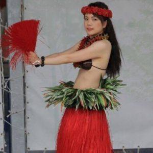 Te Marama Tahiti 金山のタヒチアンダンススタジオ-YUKINA