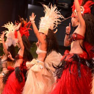 Te Marama Tahiti 金山のタヒチアンダンススタジオ-名航フェスティバル2017