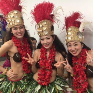 Te Marama Tahiti 金山のタヒチアンダンススタジオ-MANAMI WEDDING テマラマダンサー披露宴タヒチアンダンスショー