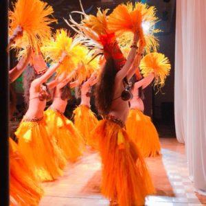 Te Marama Tahiti 金山のタヒチアンダンススタジオ-名古屋国際ホテル企業様パーティー