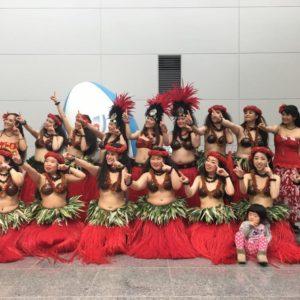 Te Marama Tahiti 金山のタヒチアンダンススタジオ-ワールドダンスイベントin セントレア