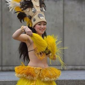Te Marama Tahiti 金山のタヒチアンダンススタジオ-HINATEA YUKIE
