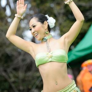 Te Marama Tahiti 金山のタヒチアンダンススタジオ-主宰 MARAMA MISAKI