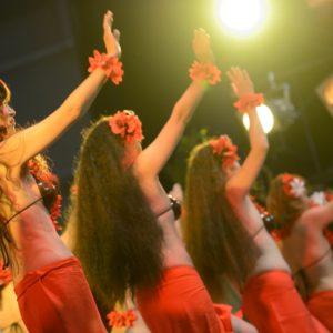 Te Marama Tahiti 金山のタヒチアンダンススタジオ-企業様納涼会 まるはリゾート