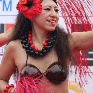 Te Marama Tahiti 金山のタヒチアンダンススタジオ-名古屋港 ワイルドフラワーガーデン ブルーボネット