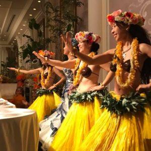 Te Marama Tahiti 金山のタヒチアンダンススタジオ-YUMIE WEDDING