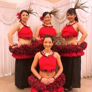 Te Marama Tahiti 金山のタヒチアンダンススタジオ-東急REIホテル 企業様パーティー